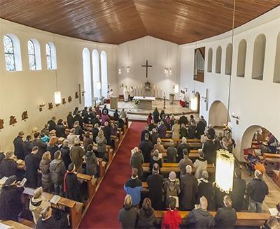 Gottesdienst St. Georg