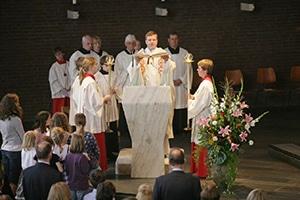 Gottesdienst St. Ursula