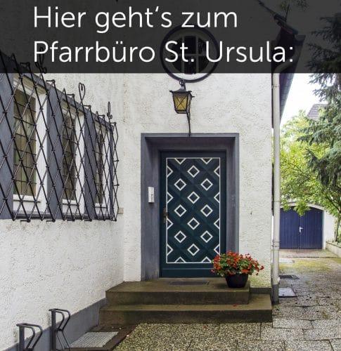 Pfarrbüro St. Ursula