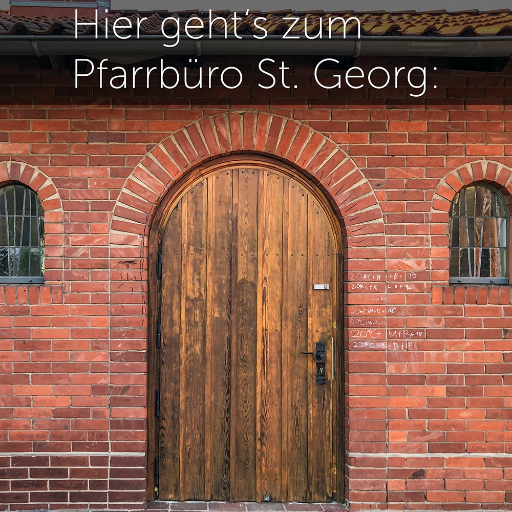 Pfarrbuero St Georg
