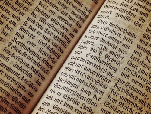 Illustration Bibelgespräch
