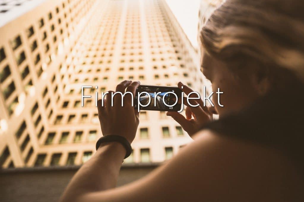 Firmprojekt